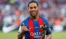 Ronaldinho announces retirement