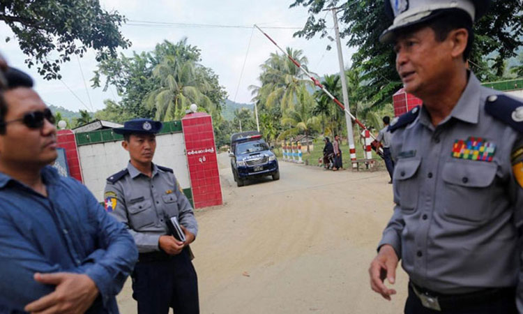 7 ethnic Rakhine killed as Myanmar police open fire at riot: official