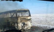 52 people killed in Kazakhstan bus accident