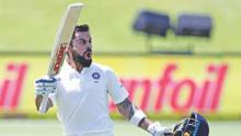 Virat Kohli awarded ICC Cricketer of the Year
