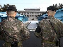 N. Korea prepares grand military parade on eve of Olympics: report