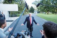 """Trump introduce controversial """"Fake News Awards"""""""