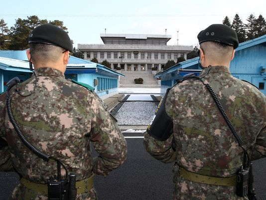 N. Korea prepares grand military parade on eve of Olympics: report