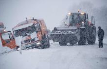 Nine dead as huge storms batter Europe