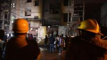 17 killed in north Delhi factory fire
