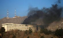 Afghan hotel attack ends after 13 hours, 18 dead