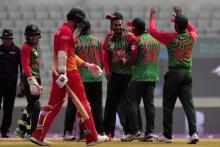 Bangladesh beat Zimbabwe by 91 runs in 5th ODI