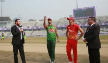 Bangladesh to bat first against Zimbabwe