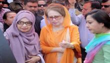 Khaleda's Orphanage Trust case verdict Feb 8
