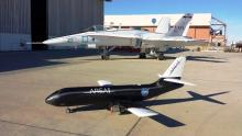 NASA tests light, foldable plane wings for supersonic flights