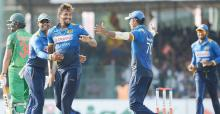 Sri Lanka beat Bangladesh by 10 wickets in 6th ODI