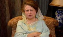 Khaleda Zia to sit with 20-party leaders tonight