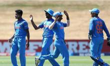 India beats Pakistan by 203 runs in U-19 WC, to play Australia in final