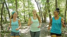 Can working out in a group really motivate exercise?