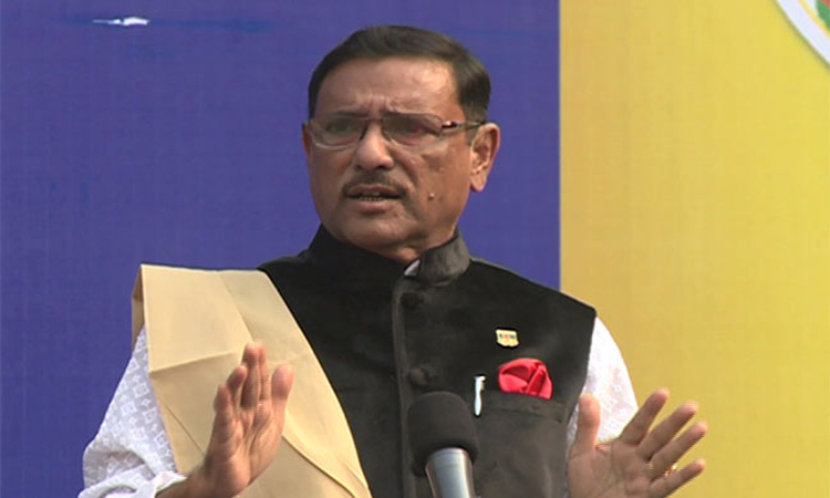 Attack on police at behest of top BNP leaders: Quader