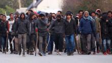 5 migrants shot in French mass brawl