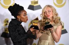 Grammy body vows to tackle gender bias