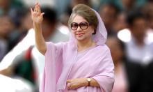 Khaleda leaves Dhaka for Sylhet