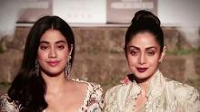 Sridevi and Janhvi Kapoor redefine mother-daughter dressing at Lakmé Fashion Week 2018