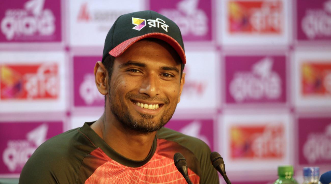Good chance to win Test series: Mahmudullah