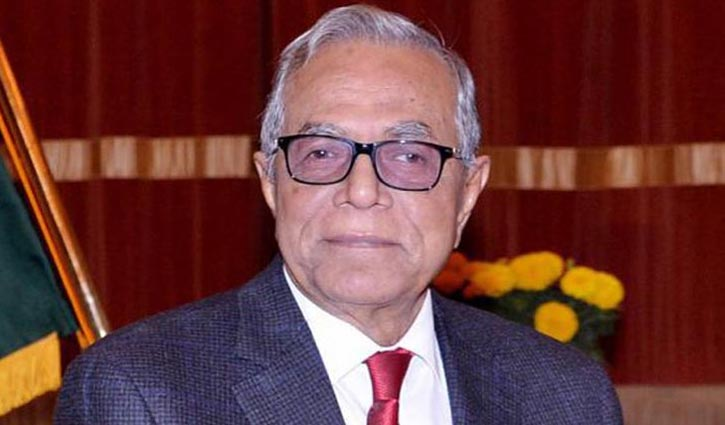 Abdul Hamid re-elected as president