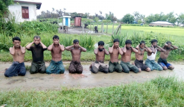 How Myanmar forces burned, looted and killed Rohingyas in a remote village