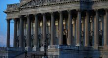 US government shutdown after Congress fails to vote