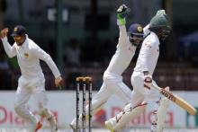 Sri Lanka clinches Test series