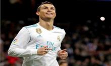 Ronaldo hat trick helps Real Madrid down Real Sociedad