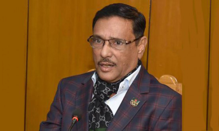 Khaleda gets all facilities, honour in jail: Quader