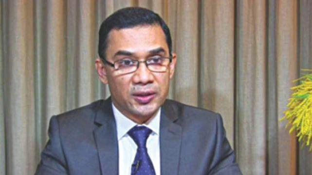 Tarique Zia involved in London attack: Quader