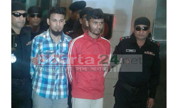 2 'JMB militants' arrested in Dhaka