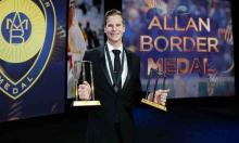 Smith storms to Allan Border Medal