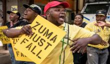 Jacob Zuma 'given 48 hours to resign