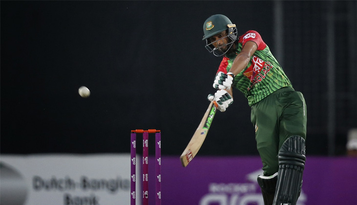 Bangladesh white-washed in T20