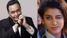 Rishi Kapoor predicts 'huge stardom' for Priya