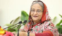 PM expresses firmness about polls in due time
