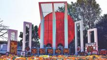 4-tier security for Central Shaheed Minar