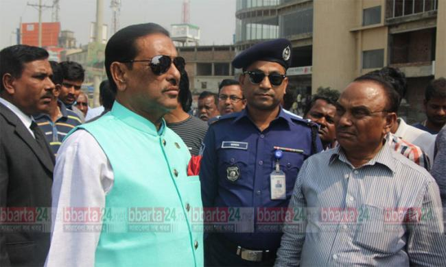 Govt has nothing to do over Khaleda's poll ineligibility: Quader