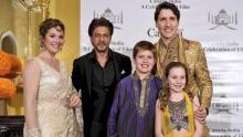 Justin Trudeau meets Shah Rukh Khan, Aamir Khan and the pics are way too gorgeous