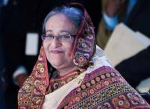 PM opens, lays foundation stones of 33 schemes in Rajshahi