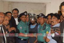 Zafar Iqbal's attacker on 10-day remand