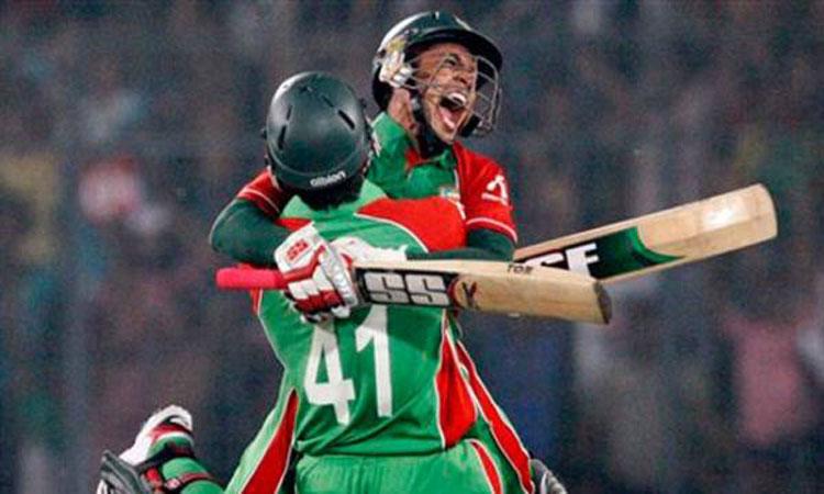 Mushfiq stars Tigers' record chase victory
