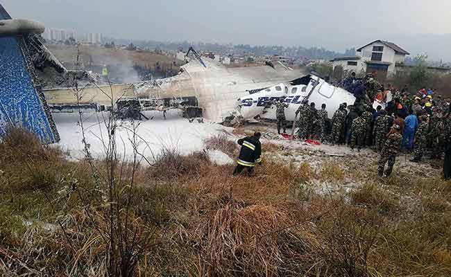 'Pilot error' blamed for deadly Kathmandu plane crash