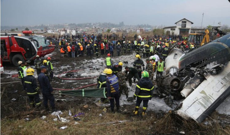 6-member probe commission formed in Nepal over plane crash