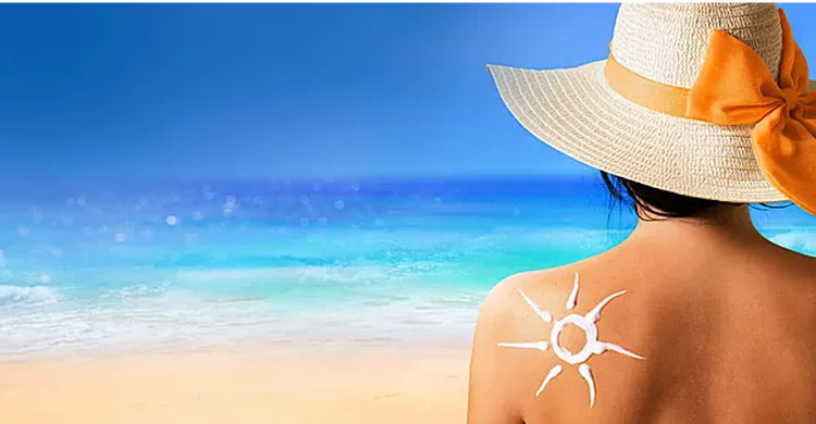 Top 6 summer skin tips