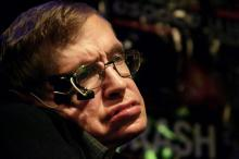 Stephen Hawking no more