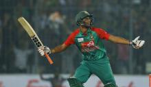 Mahmudullah lifts Tigers' in Nidahas Trophy final