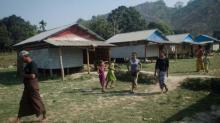 Rakhine migrants repopulating Rohingya villages