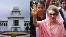 SC to deliver order on Khaleda's bail prayer Monday